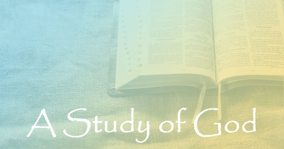 A Study of God:  Part 72 – Why So Many Churches?