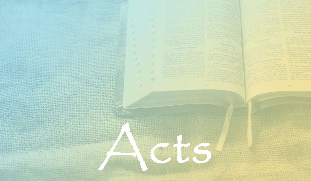 Acts 23:1-10