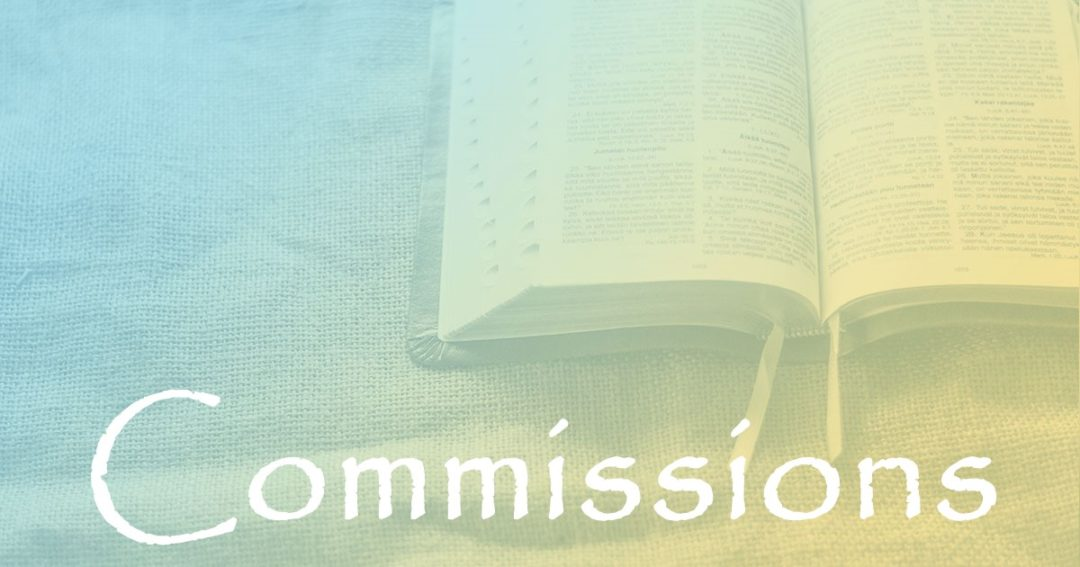 Commissions Past, Present, Future:  Part 24 – Full Assurance Of Understanding