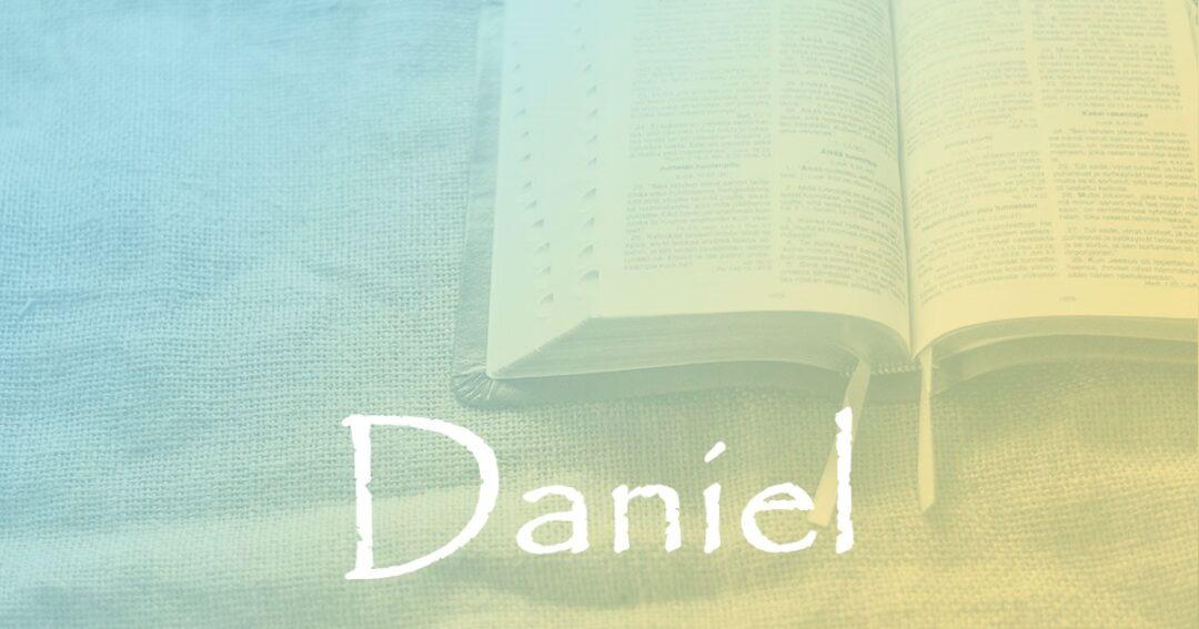 Daniel 1:1-2:  O.T. Survey Genesis to Daniel