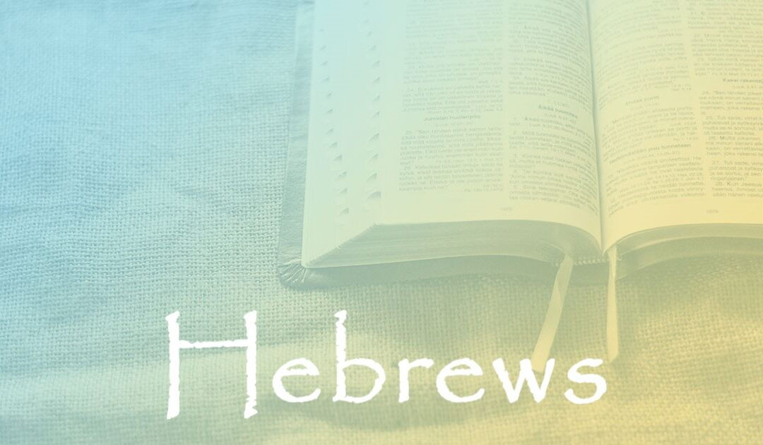 Hebrews 13:18-25:  Thoughts About the Writer of Hebrews