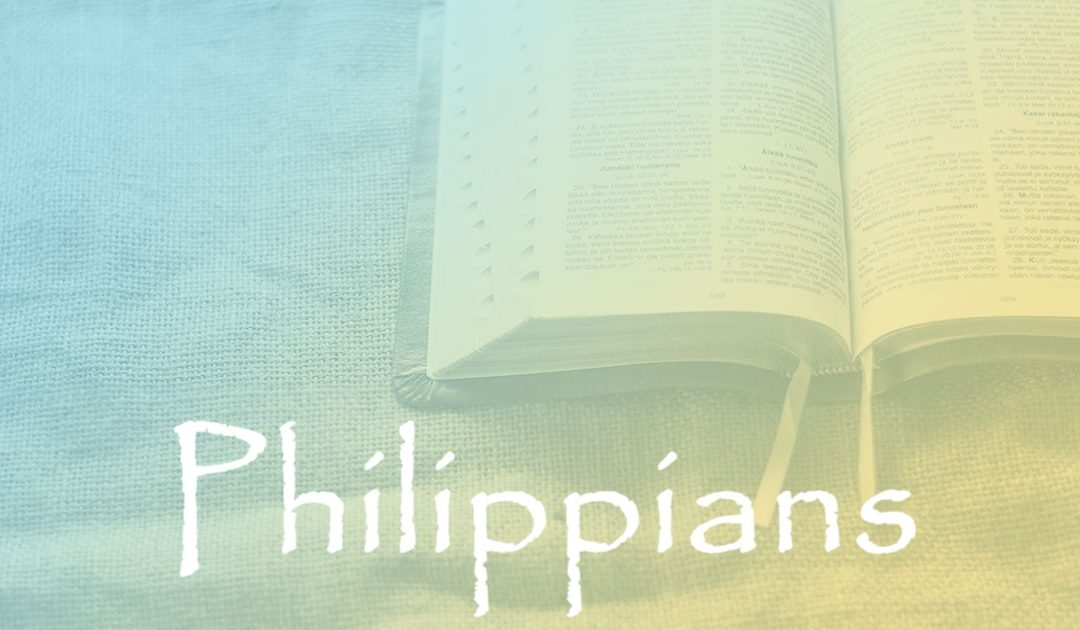 Philippians 4:21-23:  Carry on the Fellowship of the Gospel