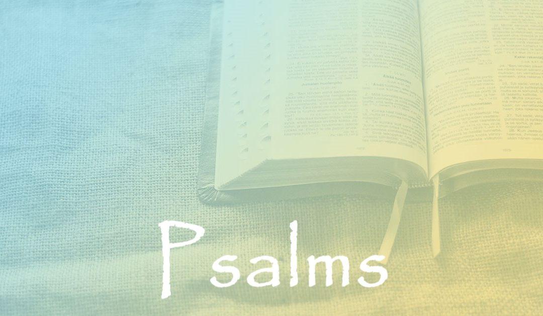Psalms:  Part 14 – 5 Concluding Hallelujah Psalms