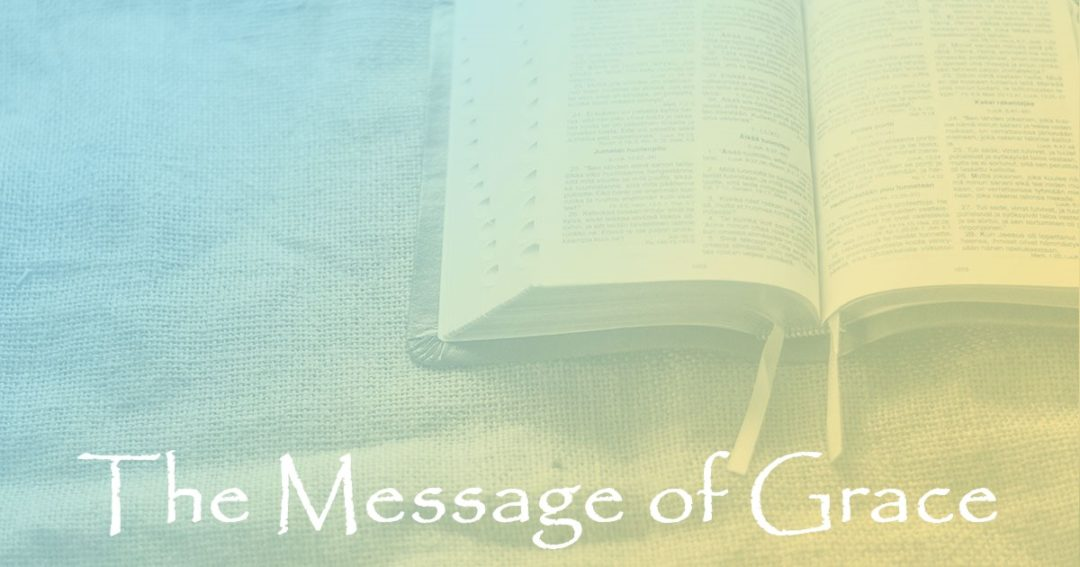 The Message of Grace:  Episode 200 – 3 Worlds, 3 Rebellions, 3 Judgments
