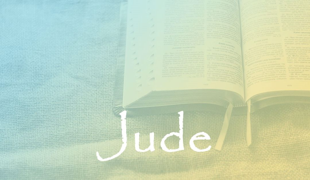 Jude 1:22-23:  The Believing Remnant's Ministry to Others